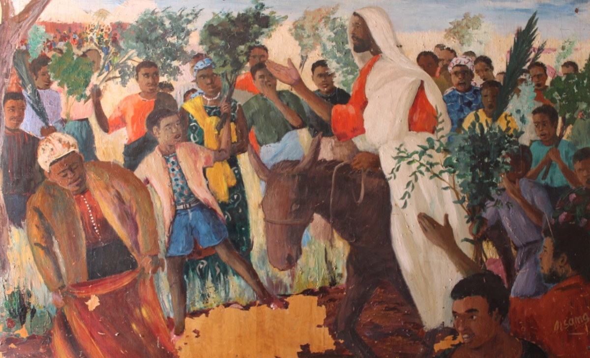 Palm Sunday People: A Sermon